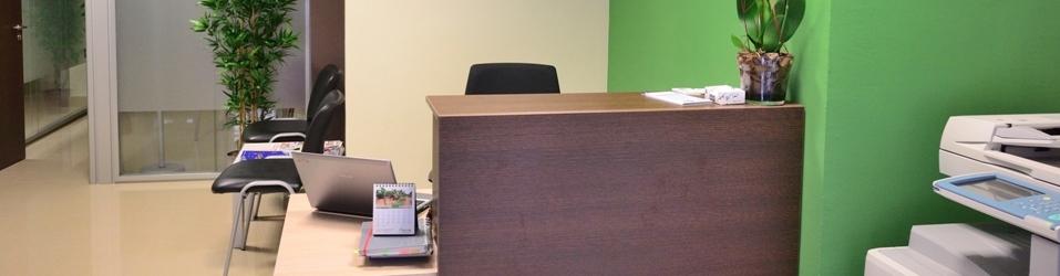 Recepción Secretaria Administrativo